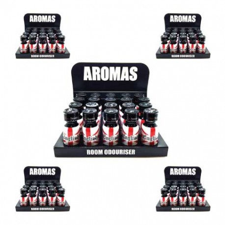 Wholesale English Poppers x 100 - from UK Poppers online